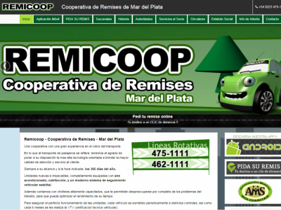 Remicoop Mar del Plata