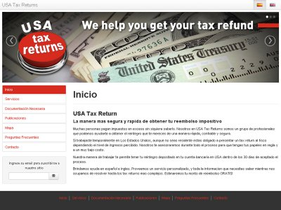 USA Tax Returns